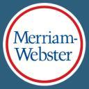 Medical Dictionary Merriam Webster logo